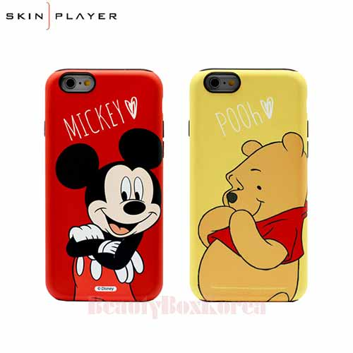 SKIN PLAYER 6Items Disney Protect Name Star Phone Case,SKIN PLAYER