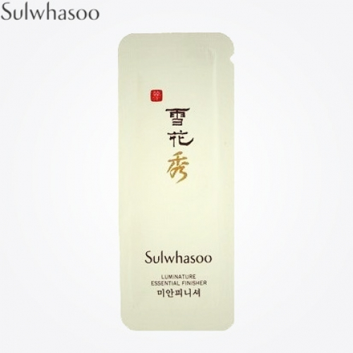 [mini] SULWHASOO Luminature Essential Finisher 1ml*10ea,SULWHASOO