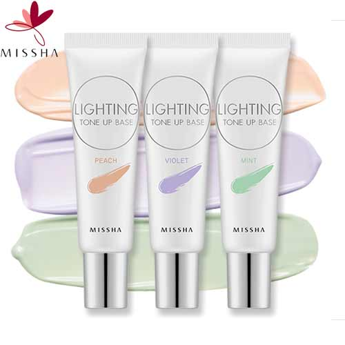 MISSHA Lighting Tone Up Base SPF30 PA++ 20ml,MISSHA