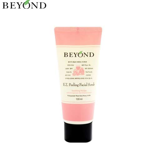 BEYOND E.Z. Peeling Facial Scrub 100ml,BEYOND