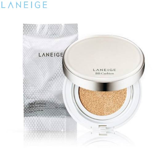 Laneige Bb Cushion Anti Aging Spf50 Pa 15g Refill 15g Available Now At Beauty Box Korea