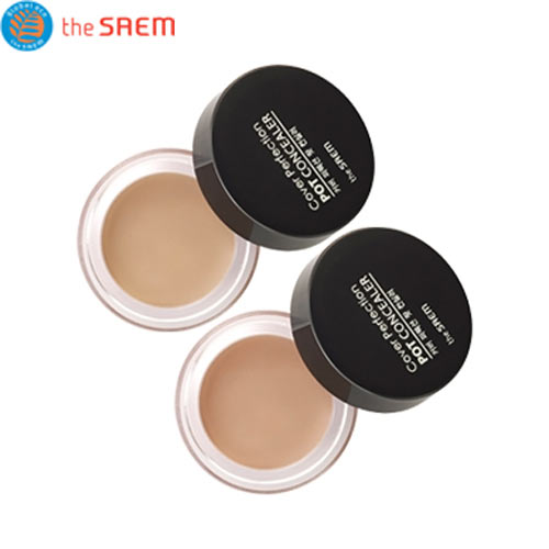 THE SAEM Cover Perfection Pot Concealer 4g,THE SAEM