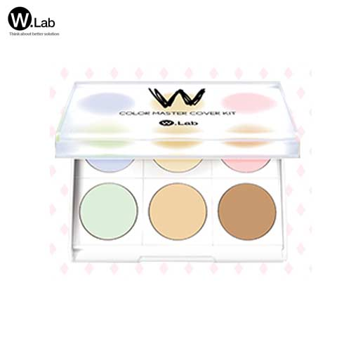 W.LAB Color Master Cover Kit (6 color),W.LAB
