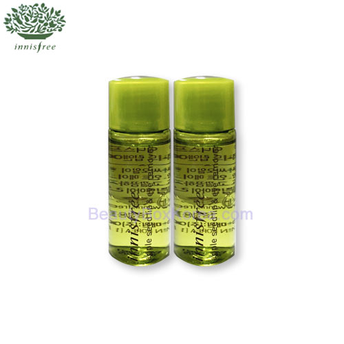 [mini] INNISFREE Apple Seed Lip & Eye Remover 8ml*2ea,INNISFREE