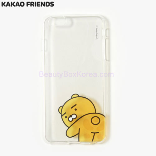 more photos 83385 ceaaf KAKAO FRIENDS Clear Case (iPhone 7 Plus) - Ryan available now at Beauty Box  Korea