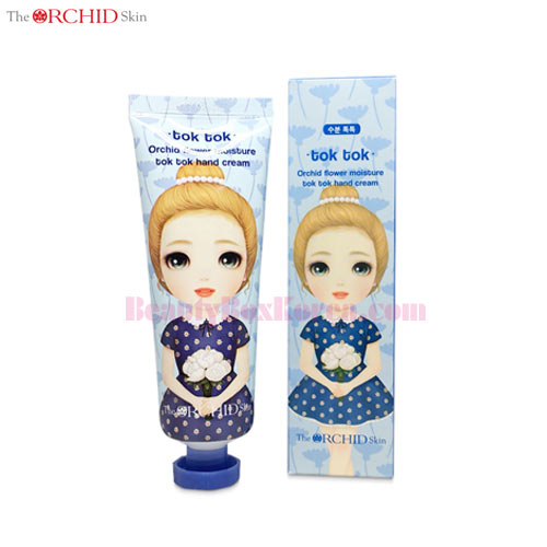 THE ORCHID SKIN Moisture Hand Cream 60ml,THE ORCHID SKIN