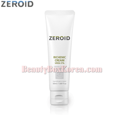 ZEROID Richenic Cream Urea 5% 60ml,ZEROID