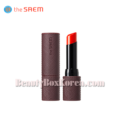 THE SAEM Kissholic Lipstick Extreme Matte 3.8g,THE SAEM