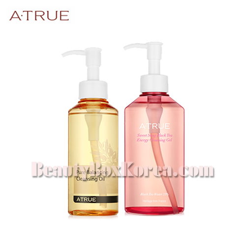 ATRUE Calming&Moisture Cleansing Set 2items,ATRUE