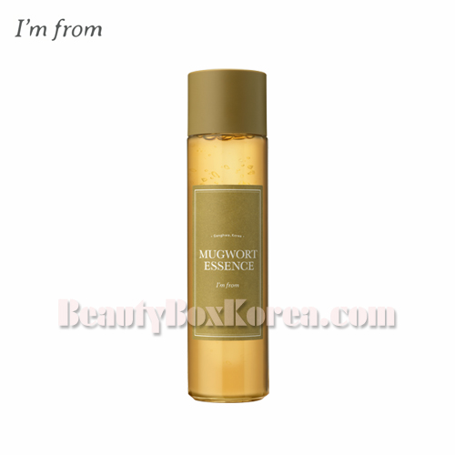 I'M FROM Mugwort Essence 160ml available now at Beauty Box Korea