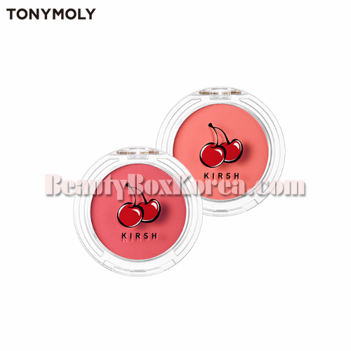 TONYMOLY Fruits Shot Single Blusher 6g[TONYMOLY x KIRSH],TONYMOLY
