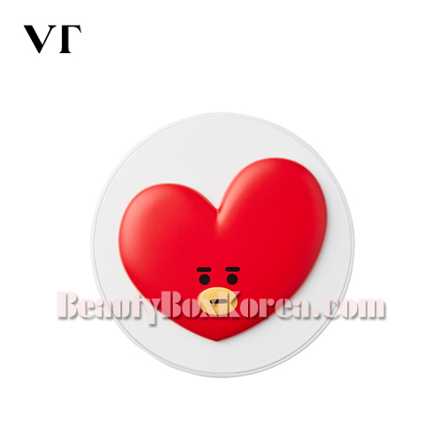 VT COSMETICS BT21 Real Wear Satin Cushion 12g[VTxBT21 Limited](PRE-ORDER),VT