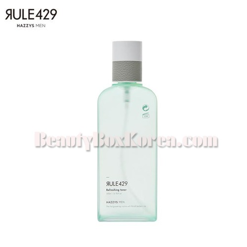 HAZZYS MEN RULE429 Refreshing Toner 200ml,HAZZYS MEN