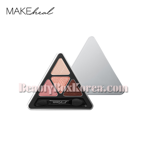 MAKEHEAL Hidden Triangle Eyepalette 4g, MAKEHEAL