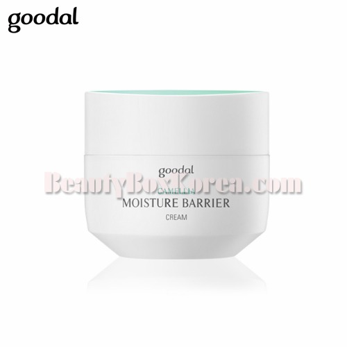 GOODAL Camellia Moisture Barrier Cream 50ml,GOODAL