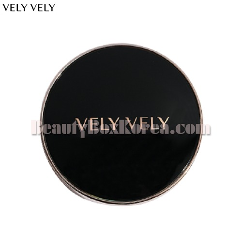 VELY VELY Perfect Cover Cushion 17g+Refill 17g,VELYVELY