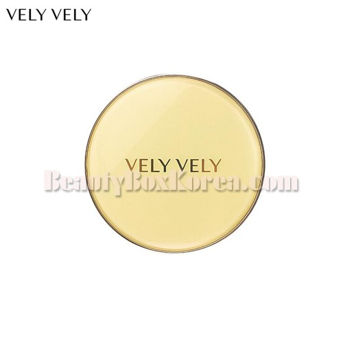 Vely Vely Aura Honey Glow Cushion 15g+Refill 15g,VELYVELY