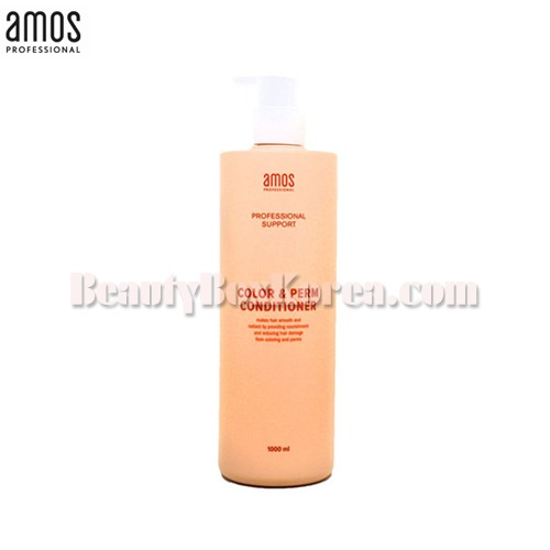 AMOS PROFESSIONAL Color&Perm Conditioner 1000ml,AMOS PROFESSIONAL