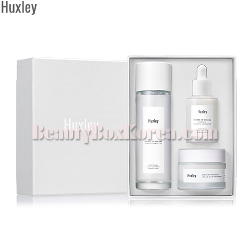 HUXLEY Brightening Trio 3items,HUXLEY