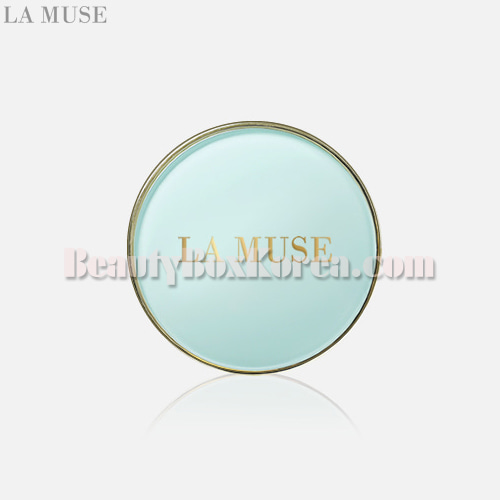 LA MUSE Silk Fit BB Cushion 14g+Refill 14g,LAMUSE