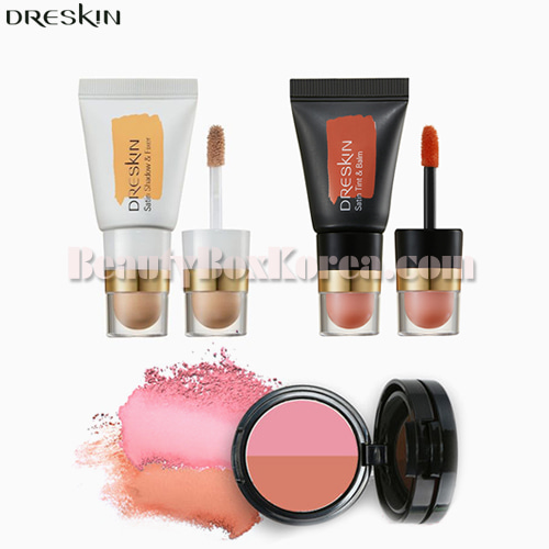 DRESKIN Hwang Seung-Un Makeup Set 3items,DRESKIN