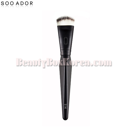 SOO ADOR S14 Foundation Brush 1ea,SOOADOR