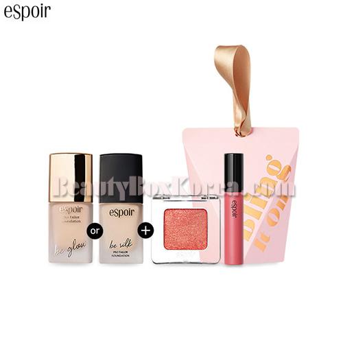 Beauty Box Korea Espoir Bling Bling Mini Makeup Kit 3items Best