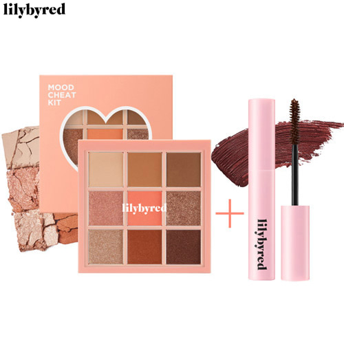 LILYBYRED Mood Cheat Kit 8g+AM9 To PM9 Survival Colorcara 6g,LILYBYRED