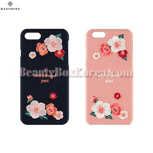 low priced 21714 793be MARYMOND Phone Case Embroidery-Rose Of Sharon 1ea available now at Beauty  Box Korea