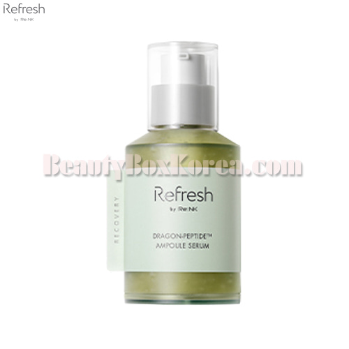 REFRESH BY RE:NK Dragon-Peptide Ampoule Serum 30ml,REFRESH BY RE:NK