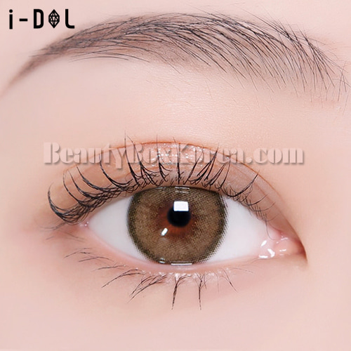 l-DOL Canna Roze Beige Brown 1pack available now at Beauty Box Korea