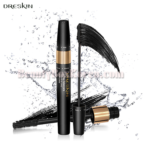 DRESKIN 2Way Mascara Volume or Long 8.5g,DRESKIN