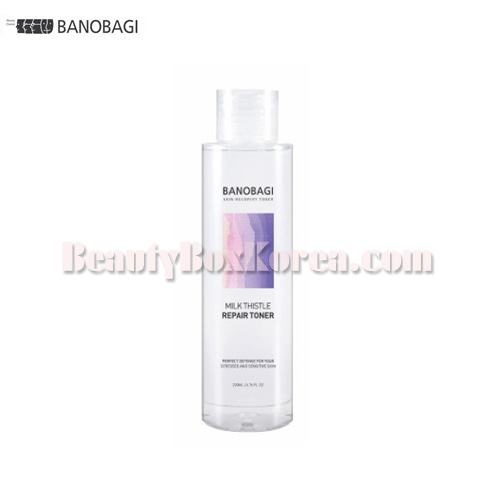BANOBAGI Milk Thistle Repair Toner 200ml,BANOBAGI