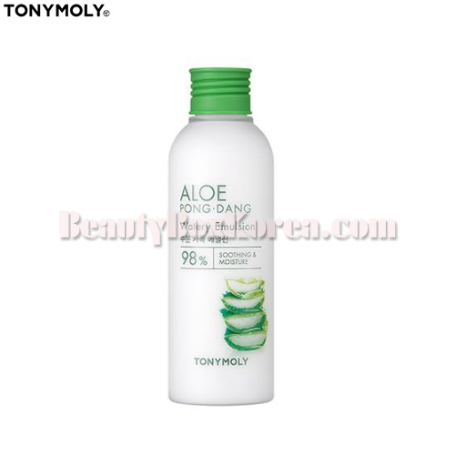 TONYMOLY Aloe Pong Dang Watery Emulsion 200ml,TONYMOLY