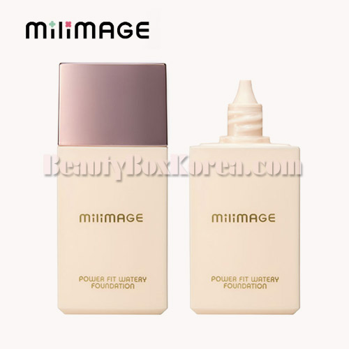 MILIMAGE Power Fit Watery Foundation SPF50+ PA+++ 30ml,MILIMAGE