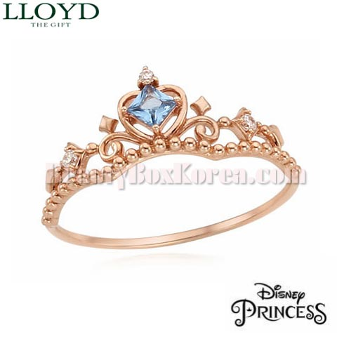 LLOYD Cinderella Tiara Ring 1ea LRT19026T [LLOYD x DISNEY Princess],Beauty Box Korea