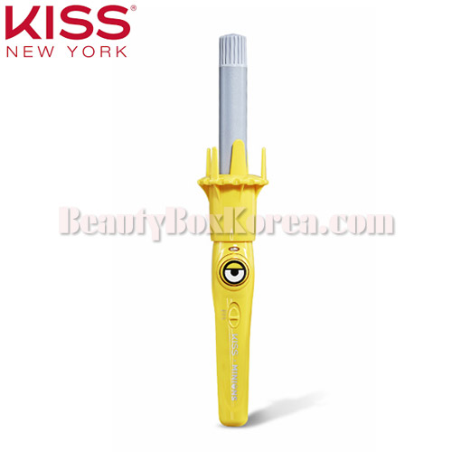 KISS NEW YORK Instawave Automatic Curler 26mm 1ea [KISS NEW YORK X MINIONS]