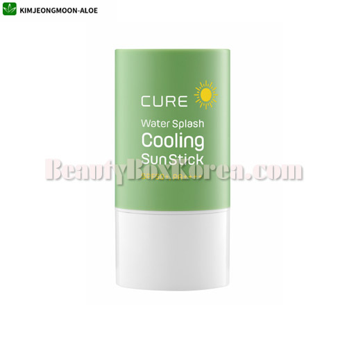 KIMJEONGMOON ALOE Cure water splash cooling sun stick SPF50+ PA++++ 23g