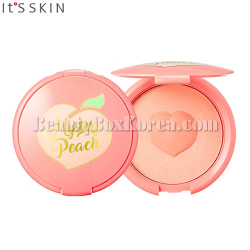 IT'S SKIN Colorable Bouncy Blusher 13g [Mystery Peach Collection][Online  Excl ] available now at Beauty Box Korea