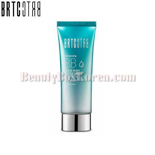 968e60d974ab15 BRTC Aqua Rush Water Drop BB Cream 60g ... - Beauty Box Korea