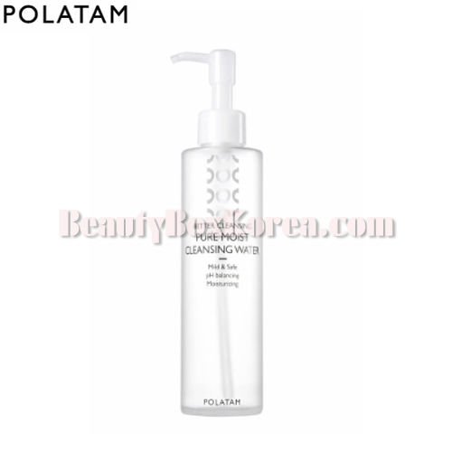 POLATAM Pure Moist Cleansing Water 200ml