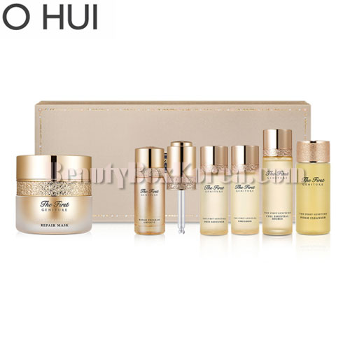 25941bd47b9b8d OHUI The First Geniture Repair mask Special Set ... - Beauty Box Korea