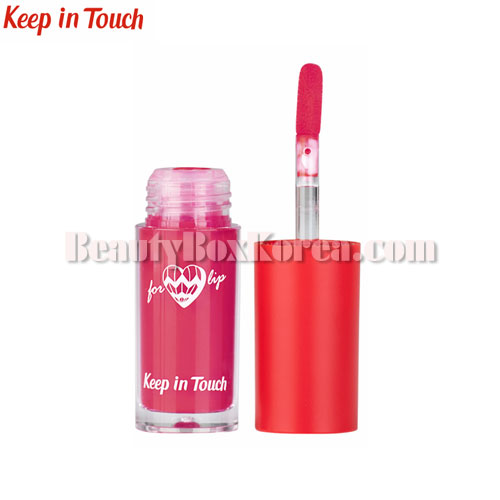 KEEP IN TOUCH Matte Lip Tattoo Tint 4.5g