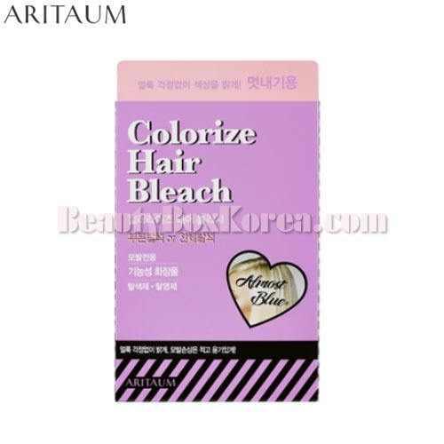 ARITAUM Colorize hair Bleach*2ea [ARITAUM X ALMOST BLUE]