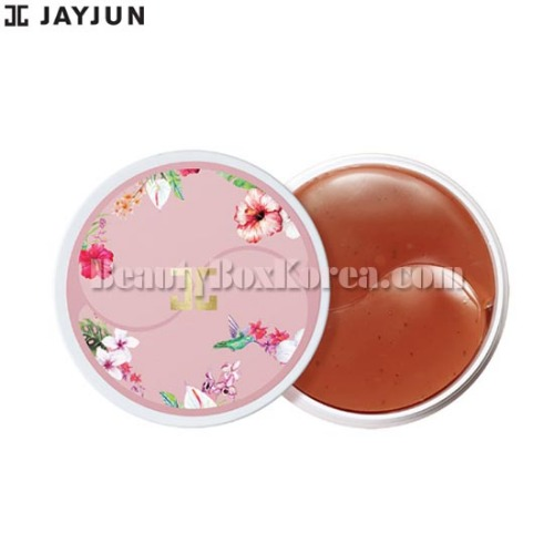 JAYJUN Roselle Tea Eye Gel Patch 1.4g*60ea