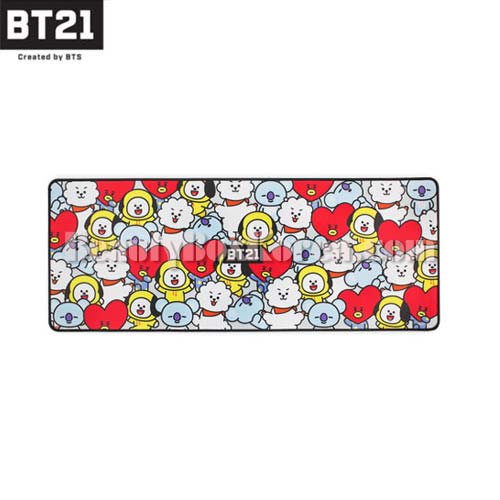 BT21 Long Mouse Pad 1ea [BT21 X ROYCHE]