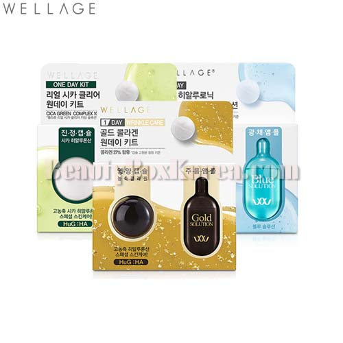 WELLAGE Real 1Day Kit*3ea