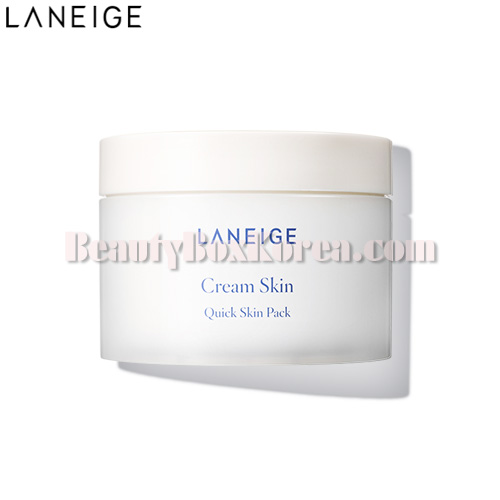 LANEIGE Cream Skin Quick Skin Pack 100ea 140ml