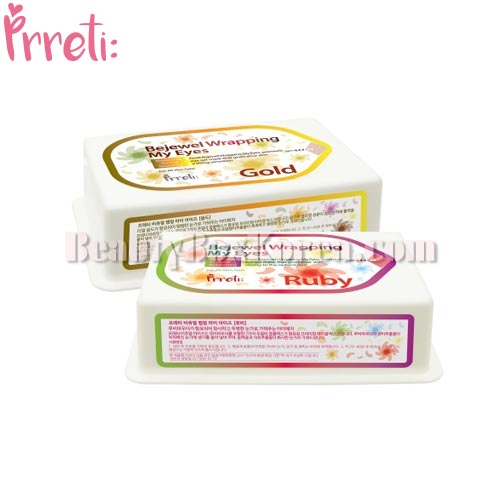 PRRETI Bejewel Wrapping My Eyes 60ea 100g