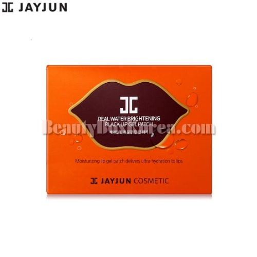 JAYJUN Real Water Brightening Black Lip Gel Patch 3g*5ea